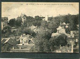 CPA - ARCACHON - Vue Sur La Jetée De La Chapelle Et La Croix Prise Du Clocher - Arcachon