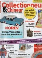 Livres, BD, Revues > Français > Non Classés Collectionneur Et Chineur N°271 NOREV Simca Versailles,Briquets - Livres, BD, Revues