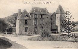 Chatillon En Vendelais (35) - Le Manoir Des Masures. - France