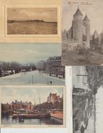 N 48  Lot 100 CPA Différentes De Nederland - Postcards