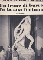 (pagine-pages)ANTONIO CANOVA   Settimanaincom1957/29. - Livres, BD, Revues