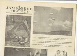 JAMBOREE FRANCE 1947 N° 7,8,9,11,12,13 Et15 Scoutisme ( Lot 7 N° ) - Journaux - Quotidiens