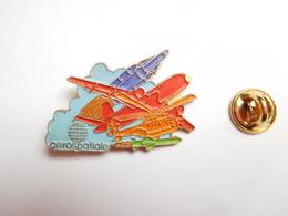 Beau Pin's  , Espace , Aérospatiale , Aviation , Hélicoptére , Fusée - Espace