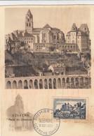 CARTE MAXIMUM N° 1040. UZERCHE - Cartes-Maximum