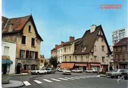 -  CPM CUSSET (03) - La Taverne Louis XI Et La Maison à Pignon 1988 - Editions YVON 0071 - - France