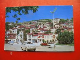 Ohrid.Auto Fiat SK 14-71 - Macédoine
