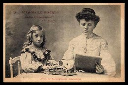 LA STENOPHILE BIVORT, Machine A Stenographier - Schools