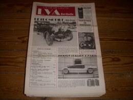 LVA VIE De L'AUTO 90/07 02.1990 ROSENGART LR2 COURSE 29 François BRUERE MOTO DFR - Auto/Moto