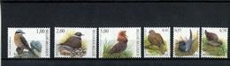 410339109 BELGIE POSTFRIS MINT NEVER HINGED POSTFRISCH EINWANDFREI OCB 3135 3136 3137 3138 3139 3140 BIRDS BUZIN - 1985-.. Pájaros (Buzin)
