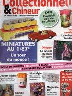 Livres, BD, Revues > Français > Non Classés Collectionneur Et Chineur N°275 Verres Consignés,jouets McDo - Livres, BD, Revues