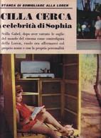 (pagine-pages)SCILLA GABEL   Settimanaincom1957/37. - Livres, BD, Revues
