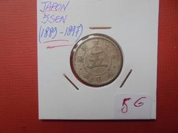 JAPON 5 SEN (1889-1897) - Japon