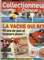 Livres, BD, Revues > Français > Non Classés Collectionneur Et Chineur N°102 La Vache Qui Rit,Spirou Aux Encheres - Livres, BD, Revues