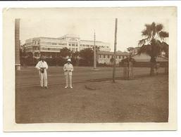 SENEGAL - La Poste De Dakar, Photo Originale Signée Et Datée  Du 2/7/1929 - Africa