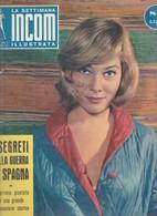 (pagine-pages)MAY BRITT   Settimanaincom1957/06. - Livres, BD, Revues