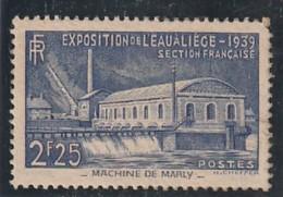 ///  FRANCE  N° 426 ** Côte 20€ - 1919-1939 République