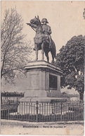 77. MONTEREAU. Statue De Napoléon 1er - Montereau