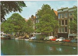 Amsterdam: FIAT 500, 850, TRIUMPH HERALD, VW 1200 KÄFER/COX, T1 KOMBI-BUS, HANOMAG HENSCHELL TRANSPORTER - Prinsengracht - Toerisme