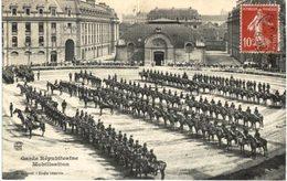 GARDE REPUBLICAINE .... MOBILISATION - Militaria