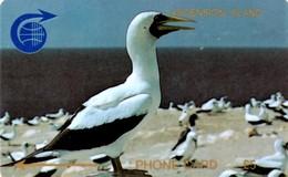 *ASCENSION ISLAND - 1CASE* - Scheda Usata - Ascension (Ile De L')