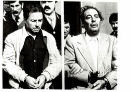 MILAZZO - LIBARATA ELENA LUISI, GLI ARRESTATI Stampa Della Mafia Premere Foto Italia - Personalidades Famosas