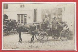 TRANSPORT --  Carte Photo - Paris - Taximètre - Cartes Postales