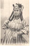 POSTAL      6233   SCENES ET TIPES  - FEMME DU BOGHARI - Postales