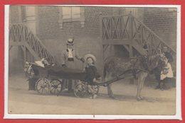 TRANSPORT --  Carte Photo - BERCK - Cartes Postales