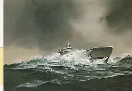 Germania,  U 473 Sottomarino - Sous-marins
