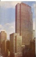 007362  RCA Building, Rockefeller Center And Radio City Music Hall, New York City - Manhattan