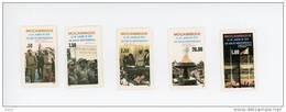 Mozambique 1976-Anniversaire De L'indépendance-YT 605/6***MNH- 4 Séries - Mozambique