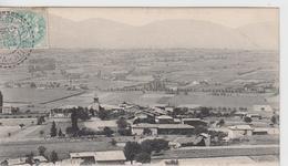 ISERE - 896 - REVENTIN VAUGRIS - Vue Générale Et Chaine Du Mont Pilat - Autres Communes