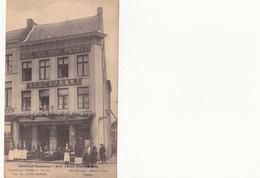 """Hasselt: Hôtel-Café-Restaurant: """"Aux Trois Pistolets"""". - Hasselt"""