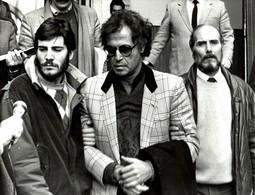 FRANCO CALIFANO  Stampa Della Mafia Premere Foto Italia - Personalidades Famosas