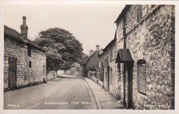 Postcard Warmsworth Low Road PU At Doncaster In 1952 To Mrs Byford In Wisbech RP By Frith  My Ref  B12943 - England