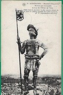 ! - Belgique - AssenedAudenarde (Oudenaarde) - Hanske't Krygerke - Statue - Avec Timbre COB OBP 192 - Oudenaarde
