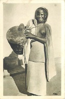 SUONATRICE DI COBORO - ASMARA ~ AN OLD PHOTO POSTCARD #87227 - Afrique