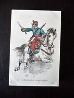 Paris Hergestellt Frankreich CHasseur D' Afrique Ca. 1910 ? Sammlungsuaflösung - Uniformen