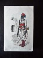 Paris Hergestellt Frankreich Spahis Saharien Ca. 1910 ? Sammlungsuaflösung - Uniformen