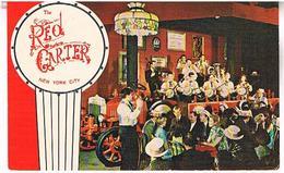 NEW YORK  CITY  THE RED  GARTER      TBE  US311 - Cafés, Hôtels & Restaurants