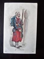 Paris Hergestellt Frankreich Zouave Ca. 1910 ? Sammlungsuaflösung - Uniformen