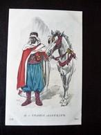 Paris Hergestellt Frankreich Stahis Algerien Ca. 1910 ? Sammlungsuaflösung - Uniformen