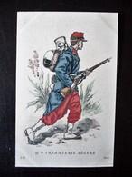 Paris Hergestellt Frankreich Infanterie Legere Ca. 1910 ? Sammlungsuaflösung - Uniformen