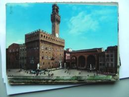 Italië Italy Italien  Toscana Firenze Florence Signoria Platz - Firenze (Florence)