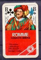 Belgie - Speelkaarten - ** 1 Joker - Romme - Canasta Bridge - Cartes à Jouer Classiques