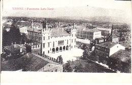 ITALIA - THIENE (vicenza) - Panorama Lato Nord, Viag. B.1917 - 2019-417 - Italia