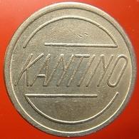 KB238-1 - KANTINO - Van Nelle Lassie - Rotterdam - WM 22.5mm - Koffie Machine Penning - Coffee Machine Token - Professionnels/De Société