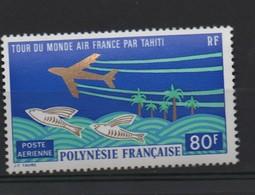 POLYNESIE P.A N° 73  ** - AVION - Luchtpost