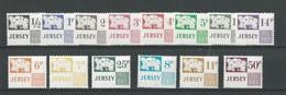 Jersey:Taxe - 7/20 ** - Jersey