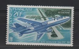POLYNESIE P.A N° 74  ** - AVION - Luchtpost